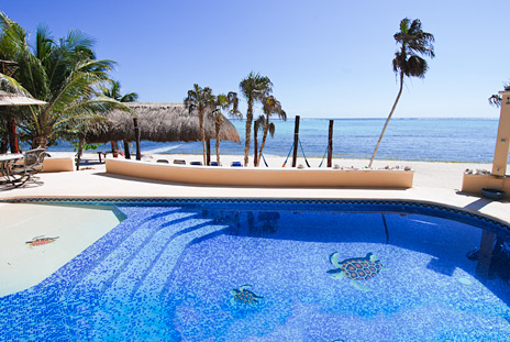 Vacation rental with private pool, Akumal