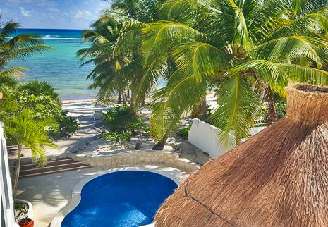 Mayamor vacation rental villa Akumal